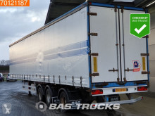 Pacton Lenkachse Hartholz-Boden BPW semi-trailer