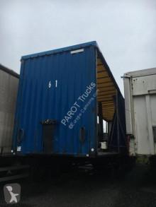 Sættevogn Frejat PLSC MEGA glidende gardiner brugt