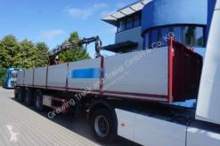 nc dropside flatbed semi-trailer