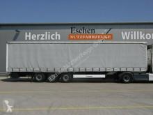 semi remorque Krone 3 Achs Schiebeplane, Edscha, Luft/Lift, BPW