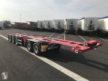 D-TEC combitrailer semi-trailer new container