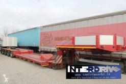 Goldhofer carrellone culla vasca allungabile suata semi-trailer