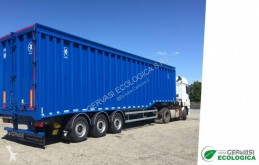 Gervasi Ecologica MAXI TIGER 80 m3 semi-trailer new scrap dumper
