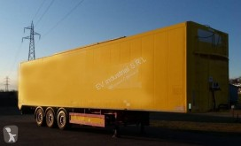 Adamoli self discharger semi-trailer