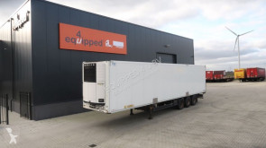 semiremorca Schmitz Cargobull Carrier Vector 1850 Multitemp, FRC: 10/2020, Double-Stock, Double-Compartiment, Huckepack