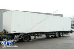 Schmitz Cargobull box semi-trailer SKO 18, 13.5mtr lang, isoliert, SAF-Achsen, Luft