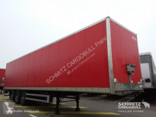 Samro Fourgon express Porte relevante semi-trailer
