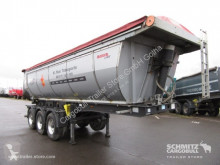 semi remorque Reisch Kipper Stahlrundmulde Thermomulde 25m³