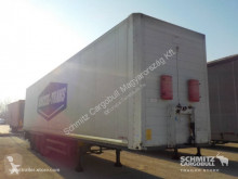Used box semi-trailer Schmitz Cargobull Dryfreight Mega