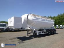 semi remorque Spitzer Powder tank alu 37 m3 / 1 comp
