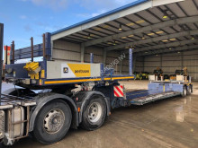 used heavy equipment transport trailer truck