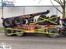 naczepa do transportu kontenerów Fruehauf