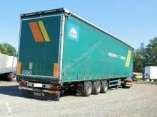 Schmitz Cargobull Pritsche/Plane*Hubdach*Mega semi-trailer