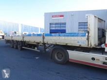 Fruehauf Plateau droit + Ridelles semi-trailer