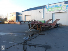 semirremolque Louault 3 trucks loader semi-trailer