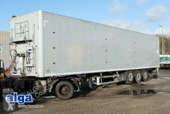 Knapen moving floor semi-trailer