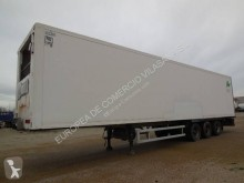 SOR frigorifico sin motor semi-trailer used mono temperature refrigerated