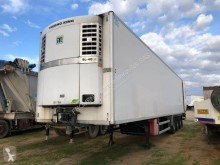 Samro mono temperature refrigerated semi-trailer ST39WGPE