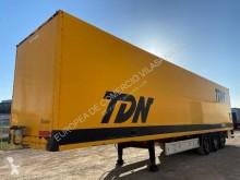 semi remorque Prim-Ball furgon paquetero
