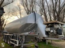 Baryval tanker semi-trailer