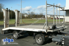 HMT/X-Tension/Tieflader/Rampe/ Tkm. trailer used flatbed