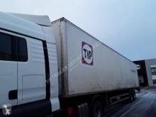 Fruehauf FOURGON 2 ESSIEUX JUMELE AVEC PORTE RELEVABLE semi-trailer