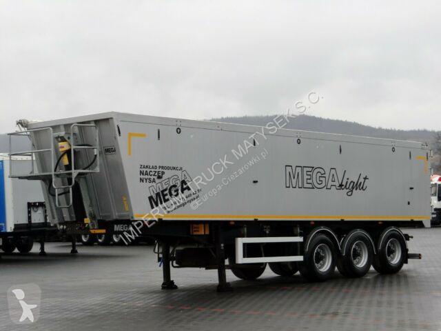 View images Mega TIPPER 41 M3 / LIFTED AXLE / FLAP-DOORS /  semi-trailer