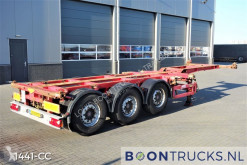 Broshuis container semi-trailer