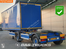 Renders B-Double LZV X-Steering Liftachse 2x Lenkachse semi-trailer used