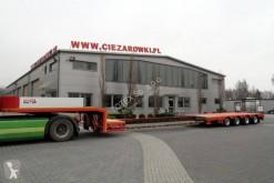 naczepa do transportu sprzętów ciężkich ES-GE