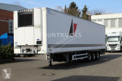 Полуремарке хладилно Chereau Carrier Vector 1850MT/Strom/Bi-Temp/SAF/FRC 2020