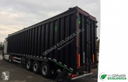 Gervasi Ecologica SKYLER semi-trailer new moving floor