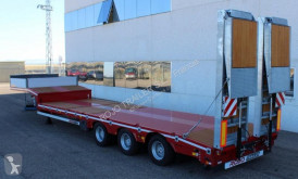 semi remorque porte engins Rojo Trailer