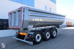 Rojo Trailer Benne ROJO AluHARD500. 24 m3. 4.900Kg. semi-trailer