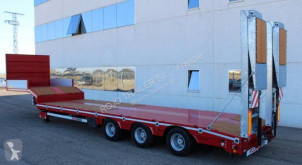 Rojo Trailer heavy equipment transport semi-trailer