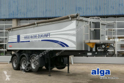 Langendorf SKS-HS 24-7,5, Alu, 25m³, Thermo, TOP-ZUSTAND semi-trailer used tipper