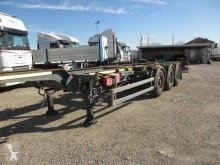 Orthaus semi-trailer used container