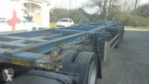 Fruehauf chassis semi-trailer