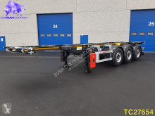 Полуремарке контейнеровоз Kässbohrer SHF.T Container Transport