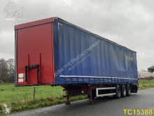 Curtainsides semi-trailer used tautliner