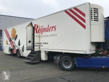 Chereau 2-assige Koel/Vries, gestuurd, Laadklep mog. Race- Sport- Camper- semi-trailer used mono temperature refrigerated