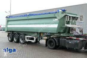 nc MOL KS812, Alu, 35m³, Plane, Luft, Alu-Chassis semi-trailer