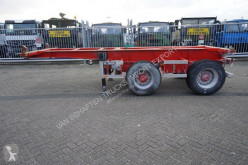 GS Meppel CONTAINER TIPPER TRANSPORT semi-trailer