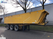 Robuste Kaiser kipper semi-trailer