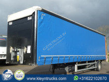 System Trailers GSTFS 10 semi-trailer used tautliner