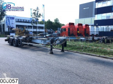 Trailer containersysteem Asca Container 10 / 20 / 30 / 40 FT container chassis