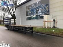 نصف مقطورة منصة Schmitz Cargobull open laadbak Disc brakes