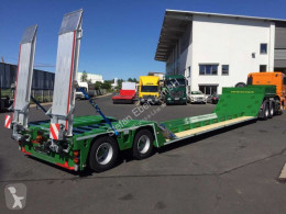 EBERT TLS 43 ST // 32,2to Nutzlast semi-trailer new heavy equipment transport
