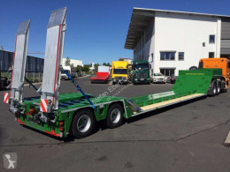 Heavy equipment transport semi-trailer EBERT TLS 43 ST // 32,2to Nutzlast