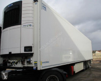 Krone Cool Liner Steel semi-trailer used multi temperature refrigerated